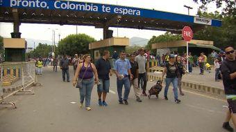 [VIDEO] T13 en Colombia: Cúcuta, el epicentro de la ayuda a Venezuela