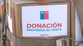 Lista la ayuda de Chile a Venezuela