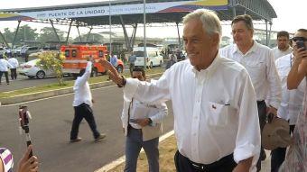 """[VIDEO] Piñera: """"Maduro tiene los días contados"""""""