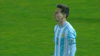 [VIDEO] 2020: ¿Una Copa América para Messi?