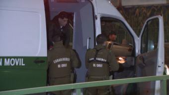 [VIDEO] Delincuentes intentaron atropellar a Carabineros
