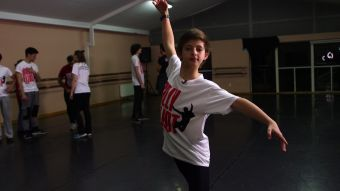 [VIDEO] Billy Elliot: El exitoso musical que debutará en Chile