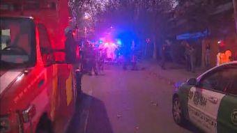 Hospital de Buin cierra su urgencia tras recibir dos personas intoxicadas con cianuro