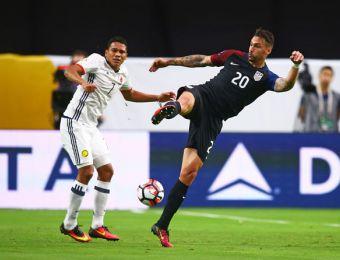 [FOTOS] Las mejores imágenes del duelo entre Estados Unidos y Colombia por Copa Centenario