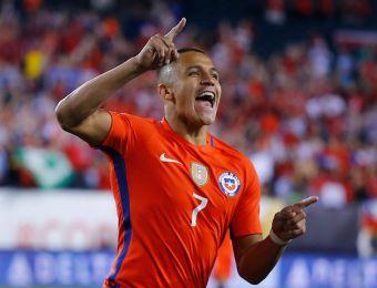 [VIDEO] Ranking con los 10 mejores goles de Chile bicampeón de Copa América