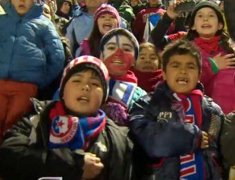 [VIDEO] La nueva generación de hinchas de la selección chilena