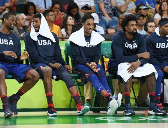 [VIDEO] Básquetbol olímpico: El Dream Team solo sabe de lujos en Río 2016