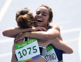 [FOTOS] El solidario gesto de esta atleta que conmovió a todos en Río 2016