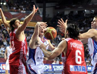 [VIDEO] Croacia vs Serbia en el básquetbol olímpico: Un choque marcado por la guerra