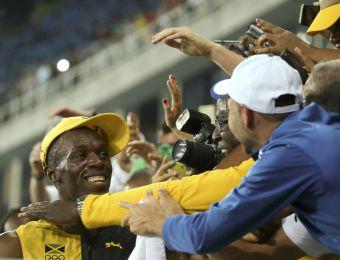 [VIDEO] La historia del chileno que saludó a Usain Bolt tras ganar los 100 metros planos
