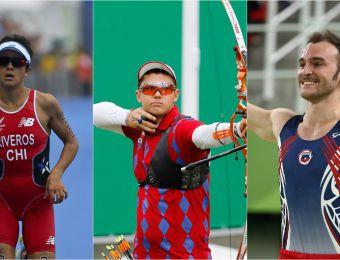 [FOTOS] Balance chilenos post Río 2016: Así les fue a los atletas nacionales