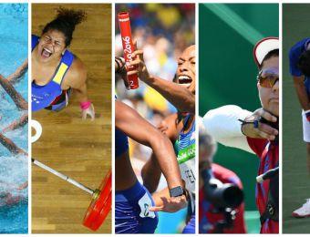 [FOTOS] Los JJ.OO. de Río 2016 en espectaculares postales
