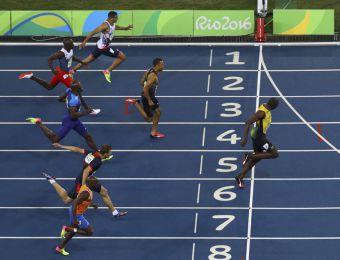 """[VIDEO] ¿Por qué Bolt es tan rápido? La ciencia explica la velocidad del """"Rayo"""""""