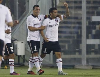 [VIDEO] Mira el gol de Mark González en su debut con la camiseta de Colo Colo