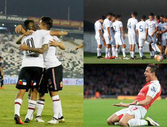 [VIDEO] DLV en la Web trastienda del triunfo de Colo Colo, el momento de Alexis y la Sub 20