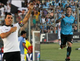 [VIDEO] La lucha entre Colo Colo e Iquique en la cima del Clausura
