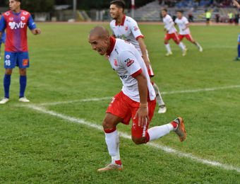 [VIDEO] Goles Primera B fecha 10: Deportes Valdivia gana en guerra de goles a Iberia