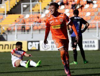 [VIDEO] Goles Primera B fecha 10: Cobreloa vence en casa a Unión San Felipe