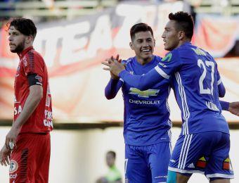 [FOTOS] Las mejores postales de la victoria de la U en su estreno en Copa Chile