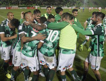 [VIDEO] Goles Copa Chile: Santiago Wanderers elimina a Cobresal con goleada
