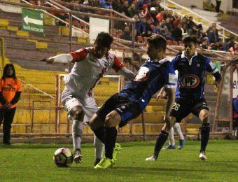 [VIDEO] Goles Copa Chile: Huachipato apabulla a San Felipe en Valle del Aconcagua