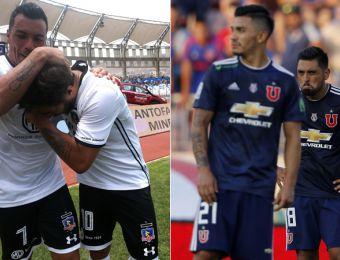 [VIDEO] El dispar arranque de Colo Colo y la U en el Campeonato Nacional