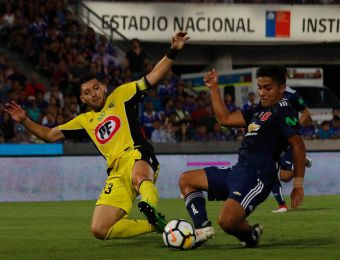 [VIDEO] Goles fecha 3: La U sigue en alza y golea sin problemas a San Luis de Quillota