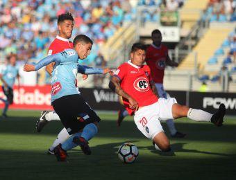 [VIDEO] Goles fecha 3: Nicolás Oroz le da el triunfo a OHiggins sobre Huachipato