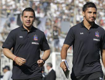 [VIDEO] Héctor Tapia y Miguel Riffo, cara a cara en el Campeonato Nacional