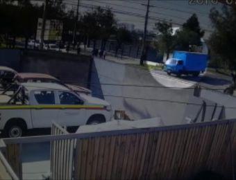 [VIDEO] Exclusivo: Así fue la balacera en el Centro Deportivo de la Universidad de Chile