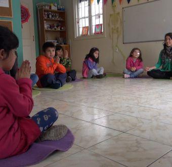 [VIDEO] Sin notas: la escuela de Villa Alemana que enseña a través del yoga y la meditación