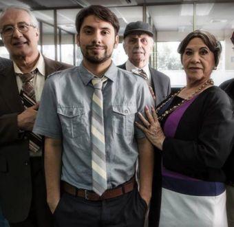 [T13 Tarde] Héroes, la película de humor que busca trasladar Chile a Europa