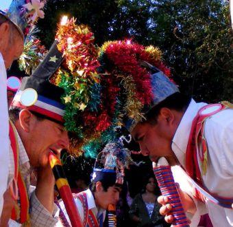 Los Bailes Chinos de Chile son reconocidos como 'Patrimonio de la Humanidad' por la Unesco