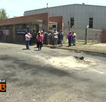 [T13] Cierran planta por contaminación de plomo en San Antonio