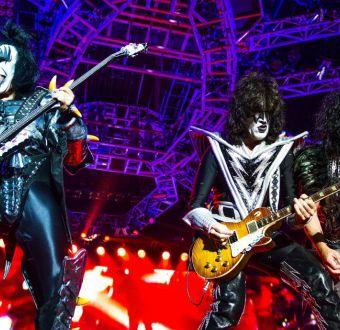 Kiss agenda show en Chile para 2015