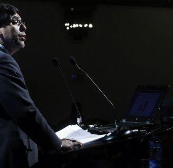 """Arenas en Enade: """"El ajuste que se ha producido en la economía ha sido sano"""""""