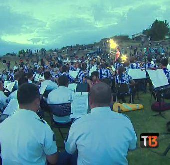 [T13] El mágico concierto realizado en Isla de Pascua