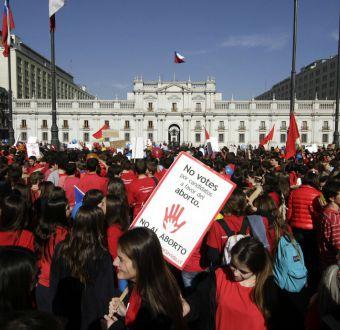 Las frases que han marcado el debate sobre el aborto en Chile