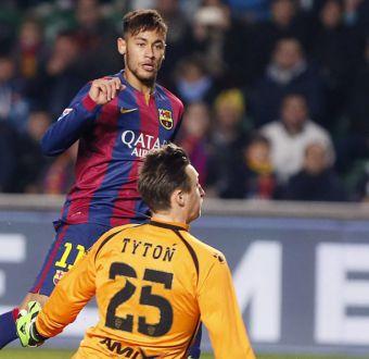 Los números con los que Neymar busca superar a Messi y Cristiano Ronaldo