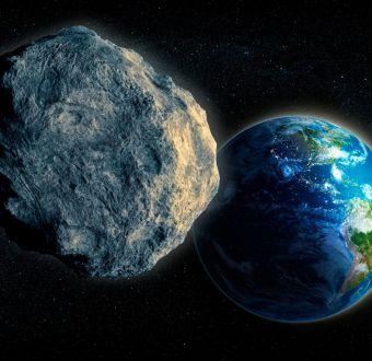 [VIDEO] El asteroide gigante que pasará muy cerca de la Tierra este lunes 26 de enero