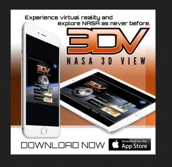 Nasa estrenó aplicación que simula el viaje a Marte