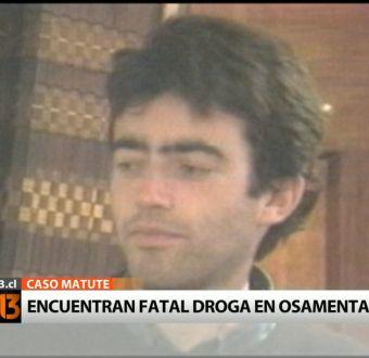 Caso Matute: Experta explica los efectos de la droga encontrada en el cuerpo