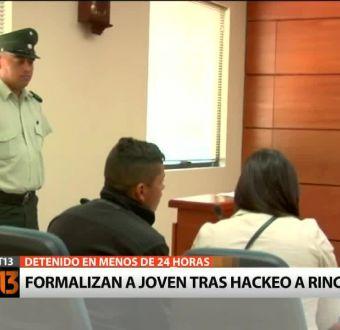 Joven de 18 años fue detenido por hackeo a ministra Rincón