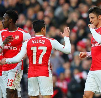 [VIDEO] Así presenta el Arsenal a sus postulantes a mejor jugador del mes
