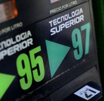 Una variación mixta en sus precios tendrán los combustibles desde este jueves
