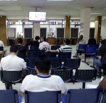 39 oficinas del Registro Civil abren en forma excepcional