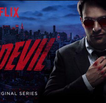 [VIDEO] El póster animado de Daredevil, lo nuevo de Netflix