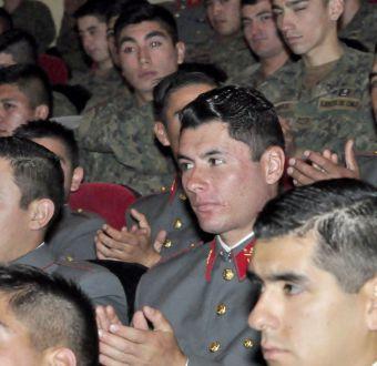 Conscriptos del Ejército podrán estudiar gratis en la U. de Chile