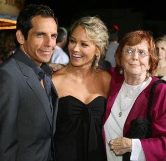 Ben Stiller y Christine Taylor anunciaron su separación tras 18 años de matrimonio