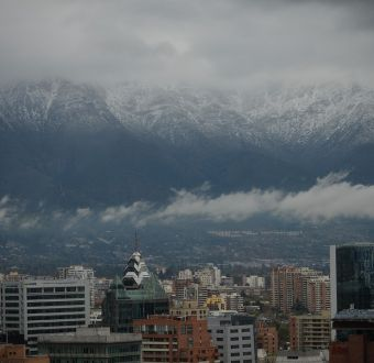 Declaran alerta temprana preventiva para le región Metropolitana